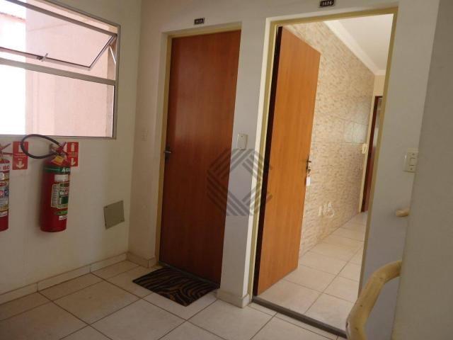 Apartamento com 2 dormitórios para alugar, 46 m² por r$ 650/mês - jardim ipanema - sorocab - Foto 4