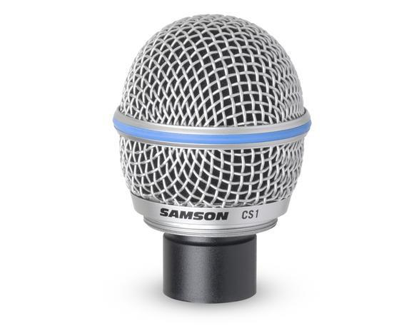 Microfone Samson CS Series c/ 2 Cápsulas (Link Para Compra) - Foto 4