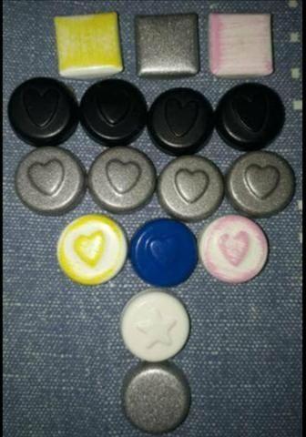 Um Kit imãs para painel de fotos ou geladeira - 31 itens - Foto 4