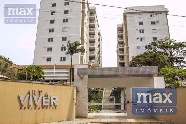 Apartamento à venda com 2 dormitórios em Ressacada, Itajaí cod:5178