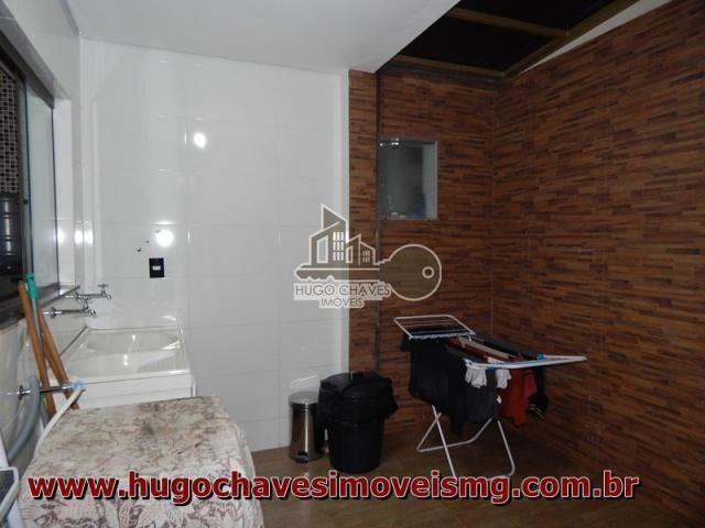 Apartamento à venda com 3 dormitórios em Jardim america, Conselheiro lafaiete cod:242 - Foto 2