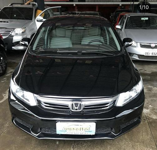 Honda Civic Lxl Automático Muito Novo.2013