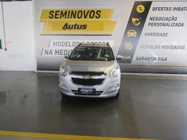 Chevrolet Spin Lt 5S 1.8 (Aut) (Flex) - Foto 2