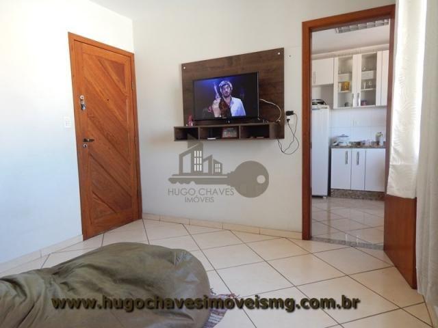 Apartamento à venda com 2 dormitórios em Manoel de paula, Conselheiro lafaiete cod:274 - Foto 8