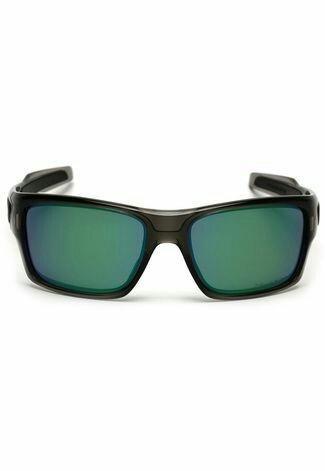 Óculos sol Oakley Turbine 9263 45 Verde Prizm Polarizada
