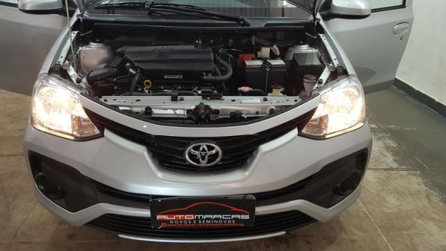 Toyota Etios Sedan X 1.5 Flex - Foto 4