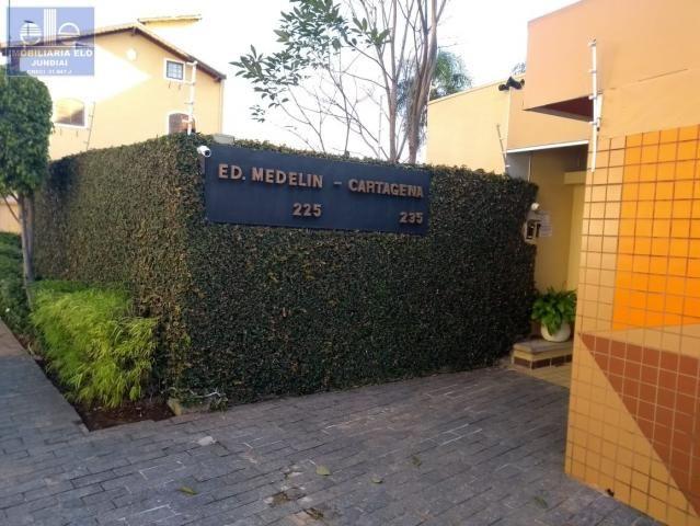 Apartamento para alugar com 2 dormitórios em Jardim primavera, Jundiaí cod:AP00298