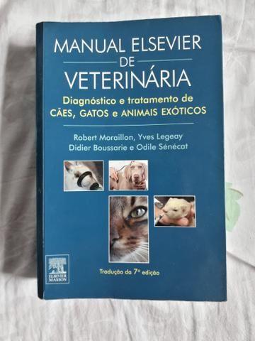 Manual Elsevier de Veterinária