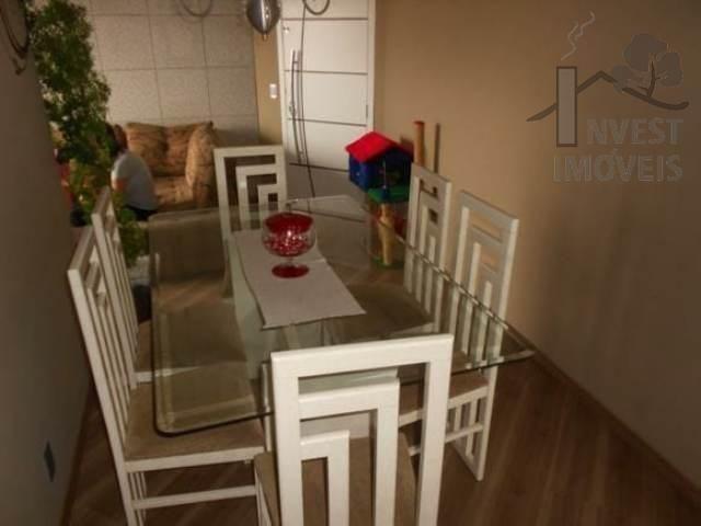 COD 3754 -(Permuta) Excelente apartamento com ótima localização