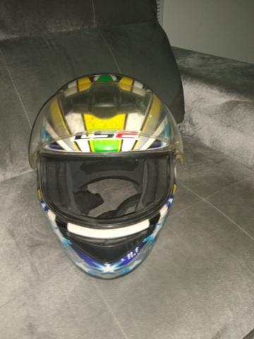 Vendo capacetes aceito cartão crédito e débito - Foto 4
