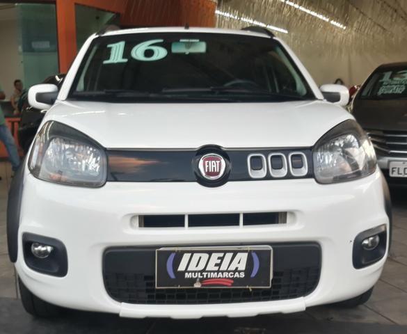 Fiat uno way vivace celebration 1.0 flex completo