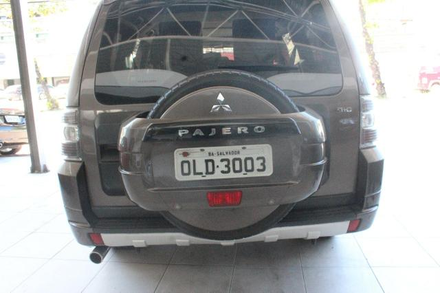 Mitsubishi Pajero Full Hpe 3.2 Diesel 2013 Blindado Nível IIIA V1 - Foto 13