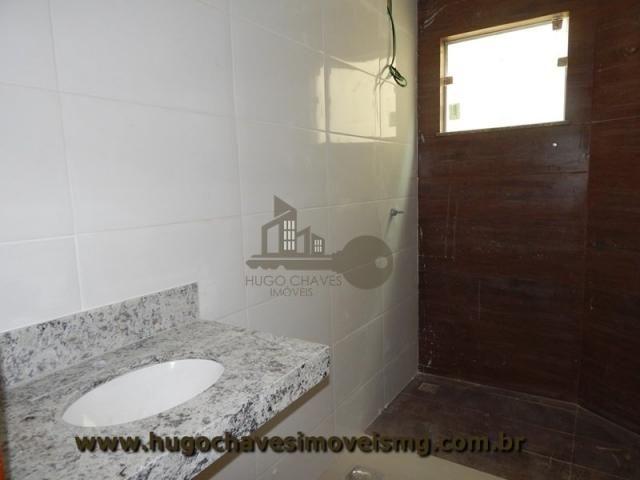 Apartamento à venda com 2 dormitórios em Novo horizonte, Conselheiro lafaiete cod:297 - Foto 6