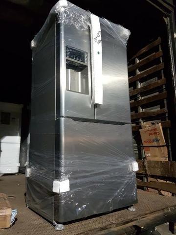Geladeira Electrolux Frost Free 2 Portas 538 Litros Inox - DM85X