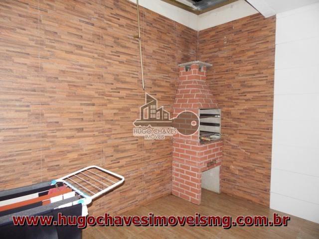 Apartamento à venda com 3 dormitórios em Jardim america, Conselheiro lafaiete cod:242 - Foto 3
