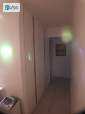 Apartamento com 3 dormitórios à venda, 110 m² por r$ 580.000 - jatiúca - maceió/al - Foto 12
