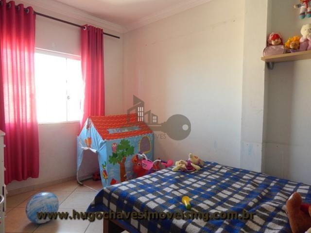 Apartamento à venda com 2 dormitórios em Manoel de paula, Conselheiro lafaiete cod:274 - Foto 4