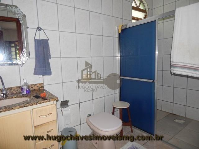 Casa à venda com 5 dormitórios em Cachoeira, Conselheiro lafaiete cod:1112 - Foto 14