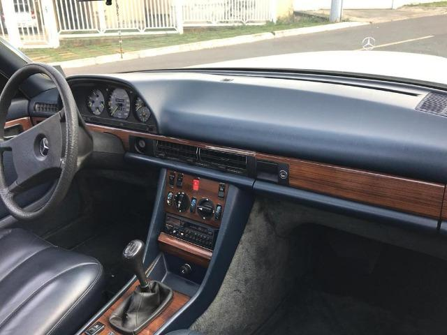 Mercedes Benz 1980 - 280SE / Placa Preta (Colecionador) - Foto 12