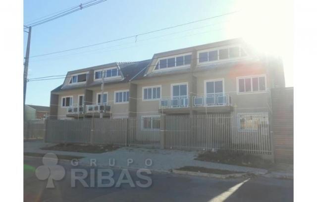 Sobrado Residencial à venda, Fazendinha, Curitiba - SO0451. - Foto 2