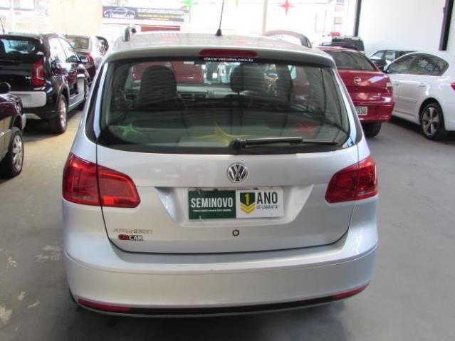 Volkswagen SpaceFox  1.6 8V Trend (Flex) FLEX MANUAL - Foto 4