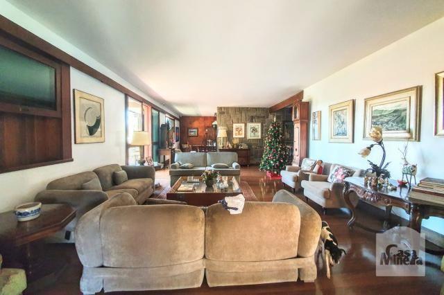 Casa à venda com 5 dormitórios em São luíz, Belo horizonte cod:258810