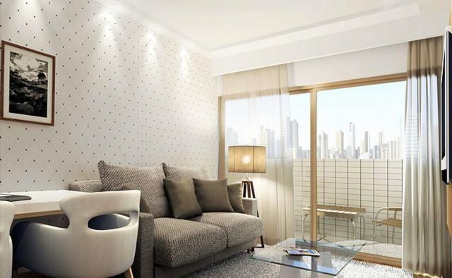 Vendo Flat novo hotel, mobiliado em manaira, 192.000 - Foto 7