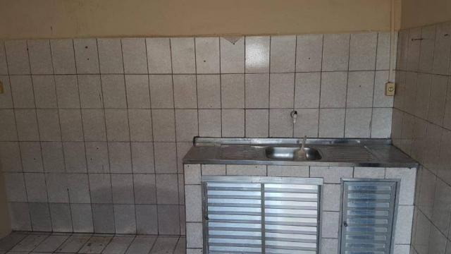 Casa com 3 dormitórios para alugar, 75 m² por R$ 700/mês - Jardim Jequitibá - Presidente P - Foto 6