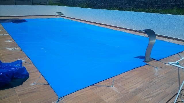 Capa de proteção pra piscina - Foto 3