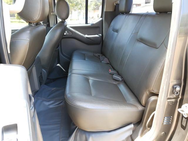 Nissan Frontier SL Attack 4x4 Diesel Automática - Foto 9