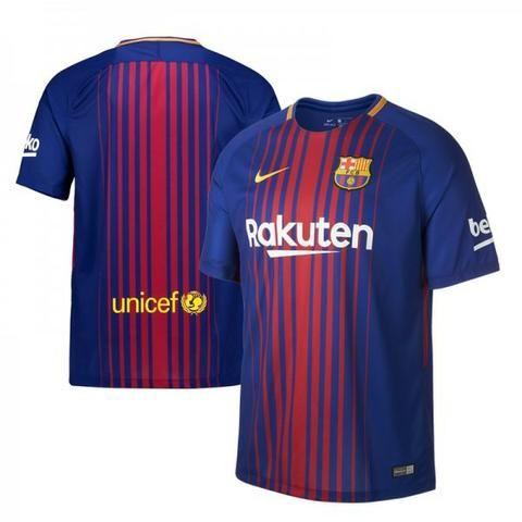 Camisa Barcelona Oficial Camiseta Barça Espanha Promoção - Roupas e ... edb5b1026f5
