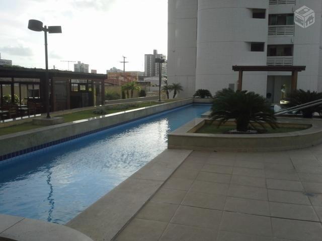 Apartamento 3/4 - Lagoa Nova - Life Moura Dubeux - 85m² - Foto 3