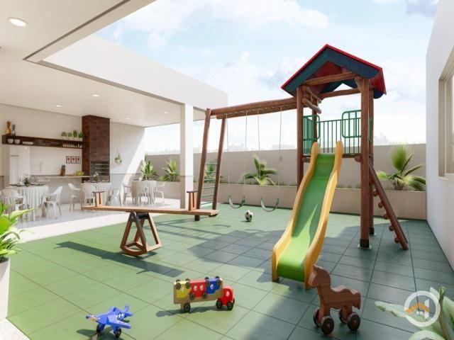 Apartamento à venda com 2 dormitórios em Setor negrão de lima, Goiânia cod:4171 - Foto 9