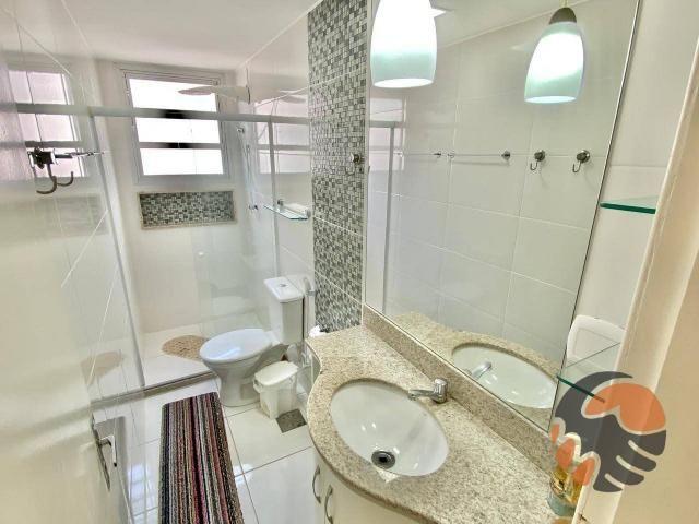 Apartamento com 1 quarto para TEMPORADA - Centro - Guarapari/ES - Foto 6