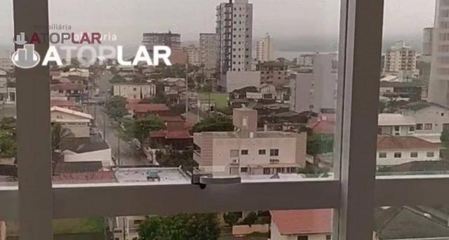 Apartamento com 3 dormitórios para alugar, 70 m² por R$ 2.200/mês - Perequê - Porto Belo/S - Foto 4