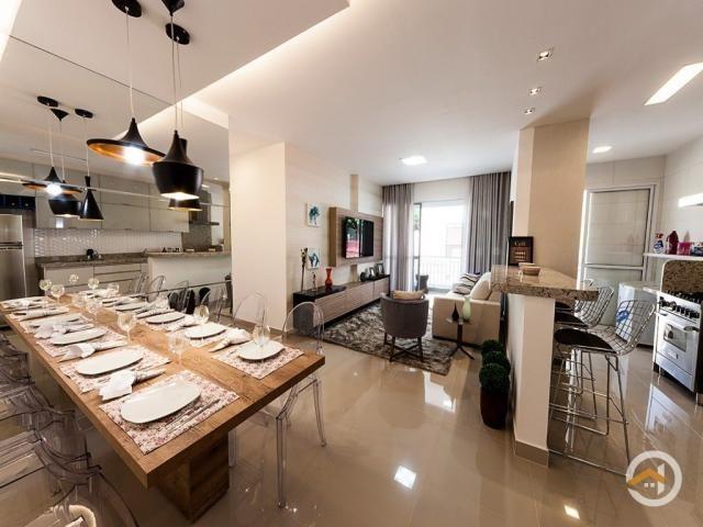 Apartamento à venda com 3 dormitórios em Parque amazônia, Goiânia cod:4142 - Foto 2