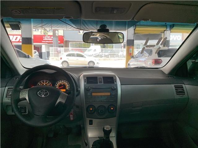 Toyota Corolla 1.8 gli 16v flex 4p manual - Foto 8