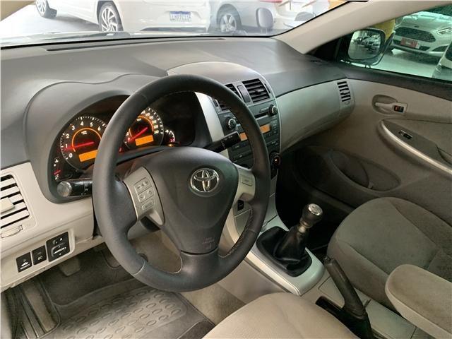Toyota Corolla 1.8 gli 16v flex 4p manual - Foto 6