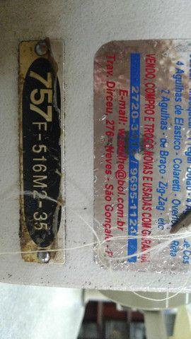 Vendo maquinas de costura industrial  - Foto 4