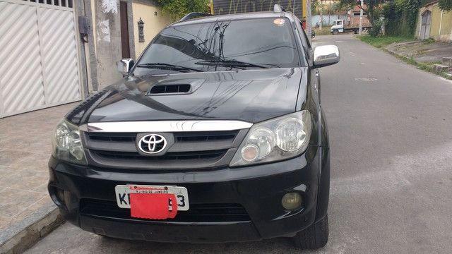 Toyota Hillux SW4 SRV D4-D 4x4 3.0 TDI Dies Aut. Turbo - Foto 5