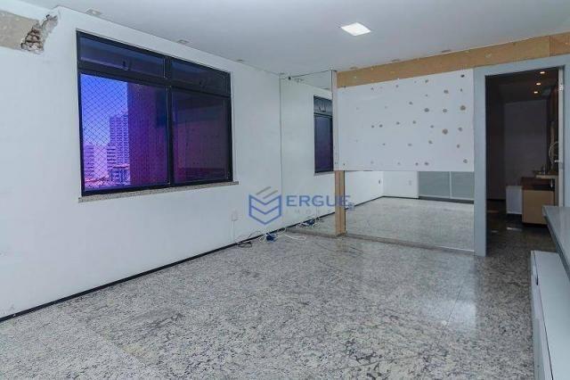 Apartamento com 3 dormitórios à venda, 223 m² por R$ 890.000 - Aldeota - Fortaleza/CE - Foto 10