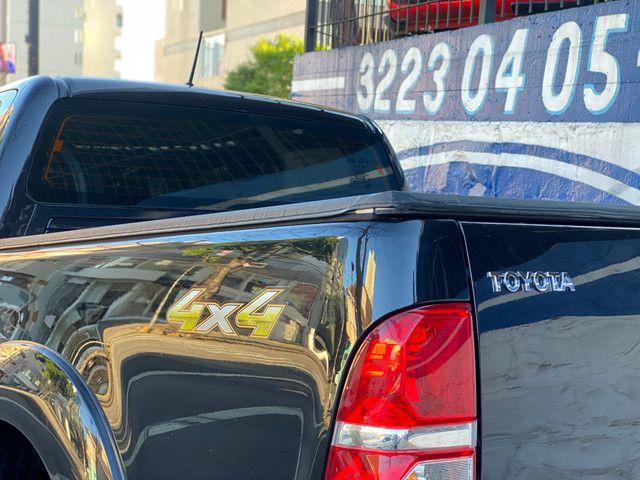 Toyota Hilux Srv 4x4 Automática 2013 Legalizada Alta Placa i - Foto 15