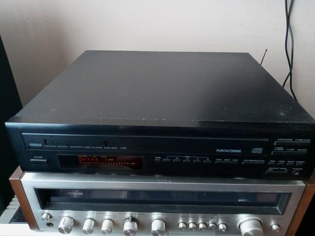 CD player Yamaha CDC625 Top de Linha