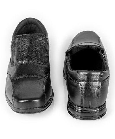 Sapato conforto sem cadarço - Foto 6