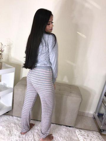 Pijamas malha 100% algodão - Foto 6