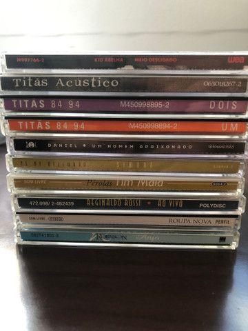 CDs nacionais