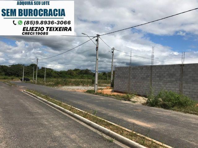 Loteamento à 10 minutos de Fortaleza com infraestrutura completo! - Foto 20