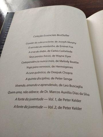 Livro Pense e Enriqueça ( usado ) - Foto 5