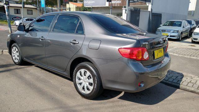 Toyota Corolla xli 1.6 aut.2009 completo - Foto 5
