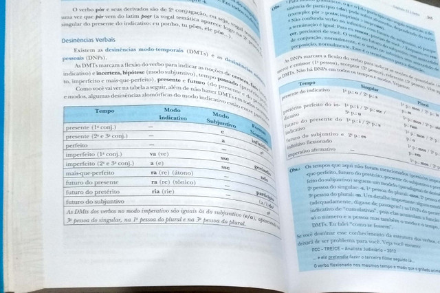 Duas gramáticas: Gramática para concursos Pestana e Revisaço - Foto 2